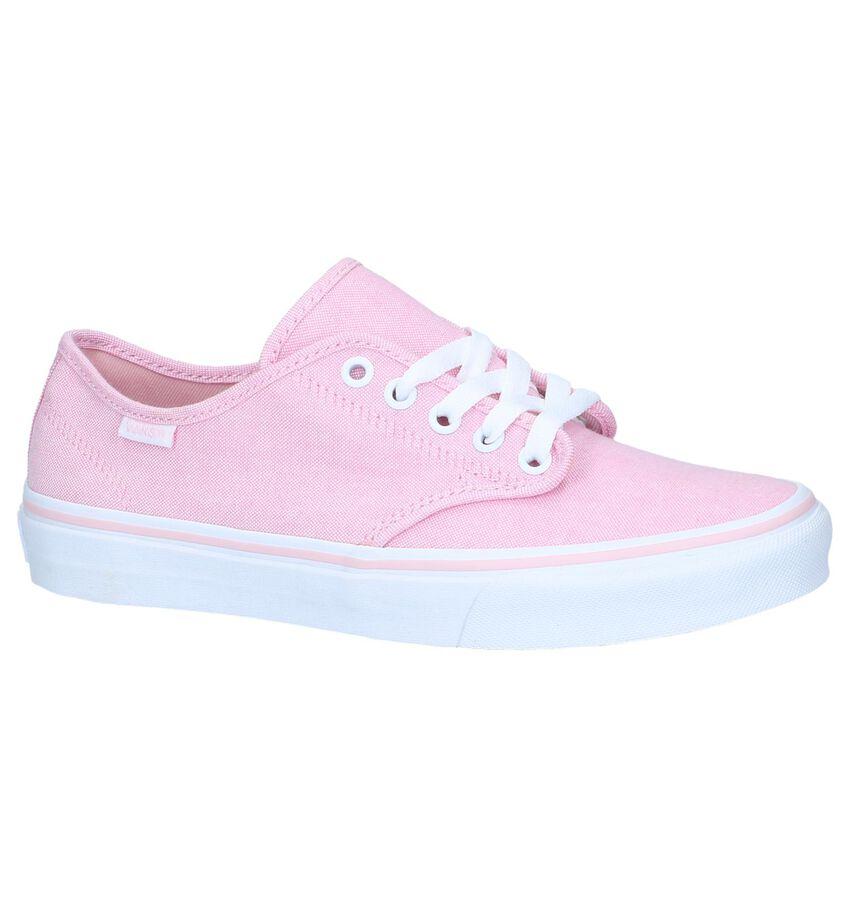 Roze Sneakers Vans Camden Stripe