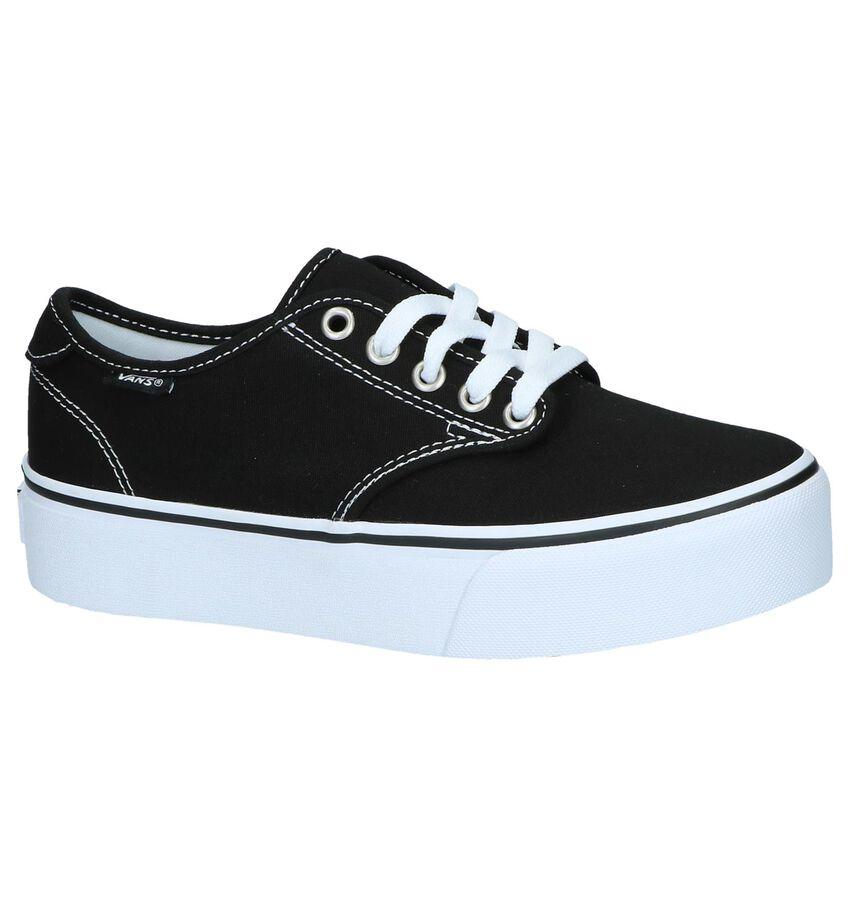 Zwarte Sneakers Vans Camden Platform