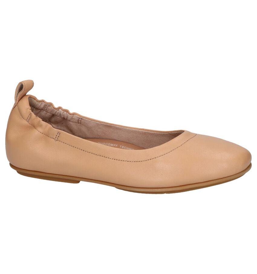 Naturel Ballerina's FitFlop Allegro