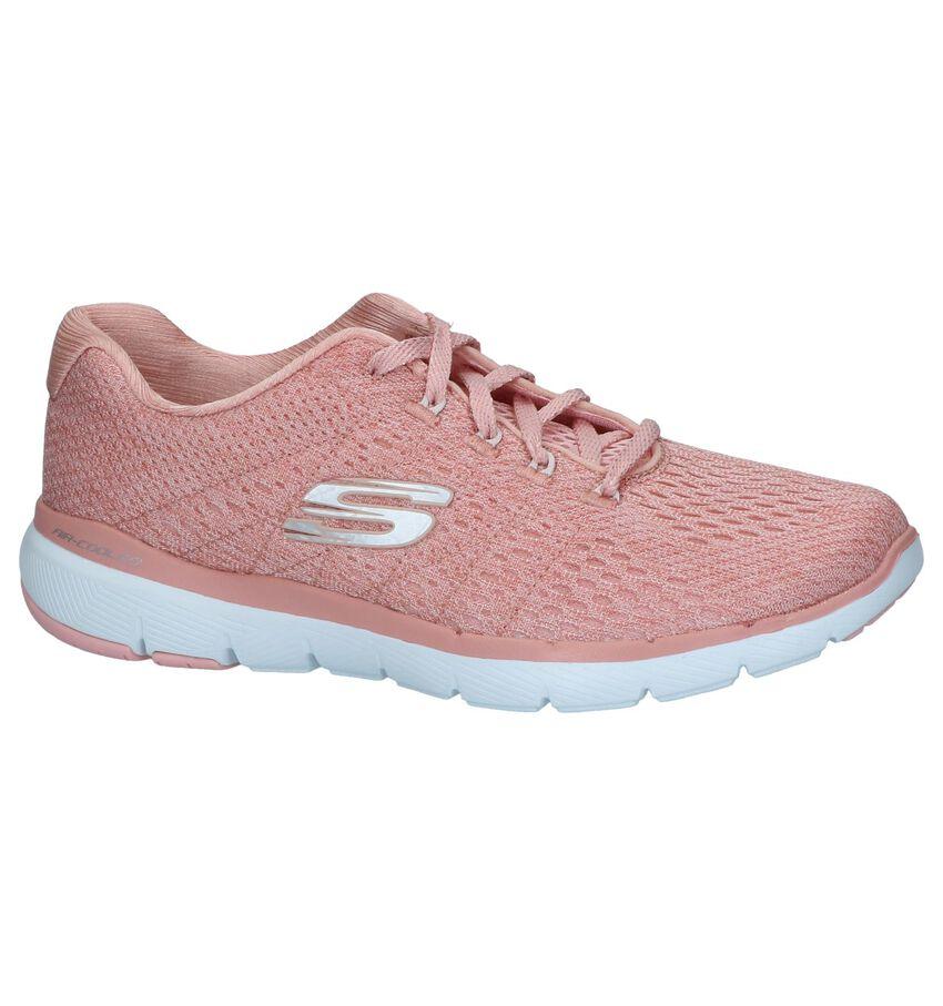 Roze Runners Skechers Flex Appeal 3.0