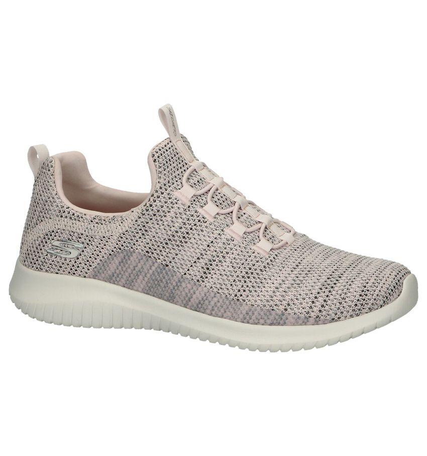 Roze Slip-on Sneakers Skechers Ultra Flex Capsule