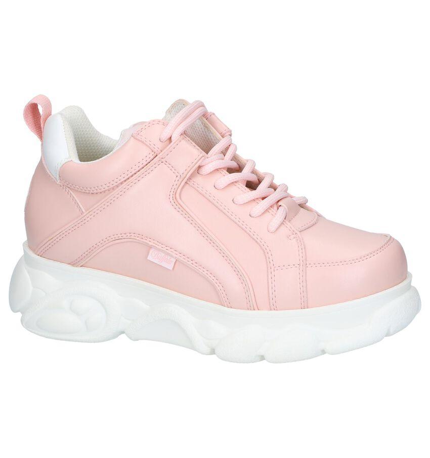 Roze Sneakers Buffalo Corin