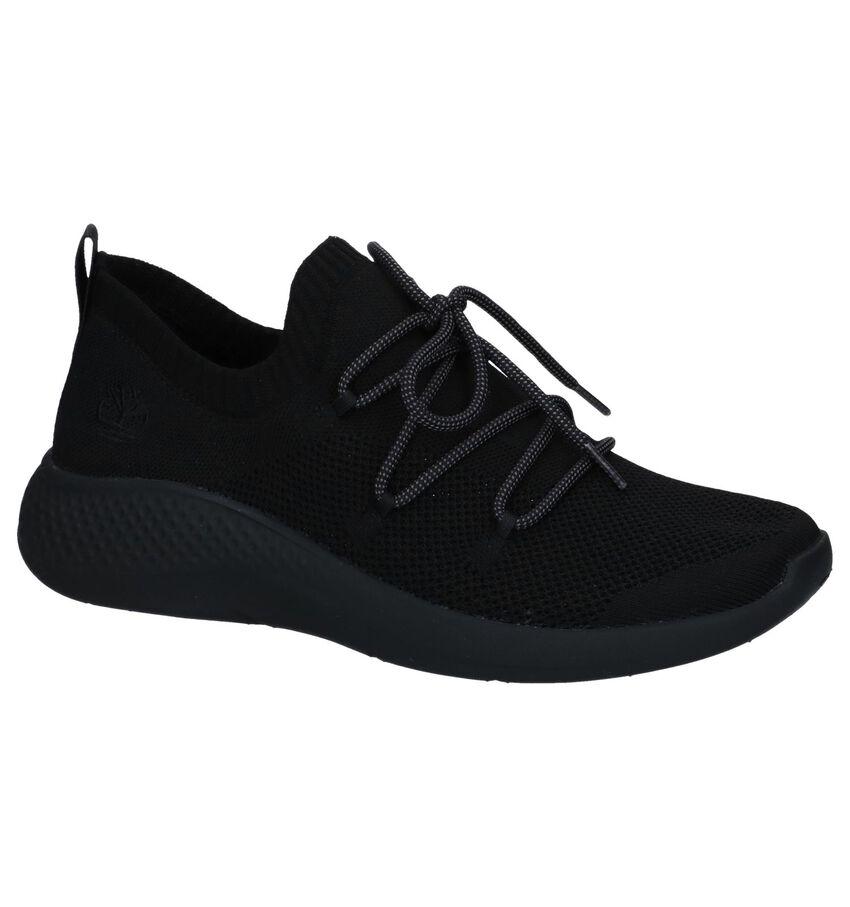 Zwarte Slip-on Sneakers Timberland Flyroam