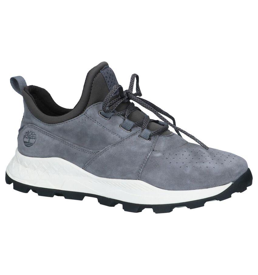 Grijze Sneaker Timberland Brooklyn Lace OX