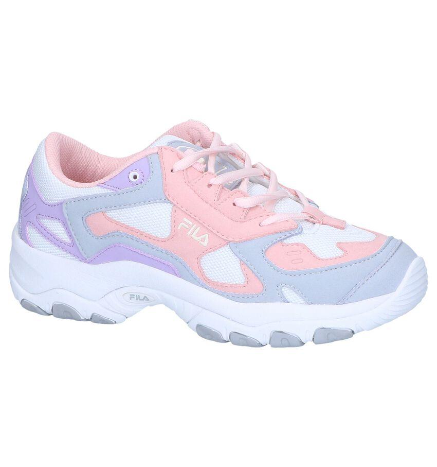 Roze Sneakers Fila Select Low