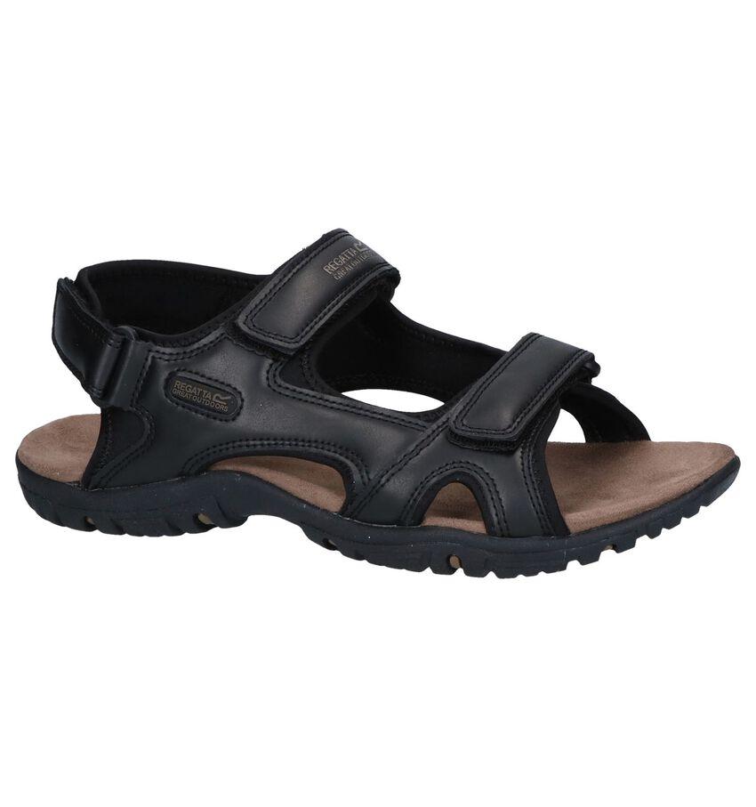 Zwarte Sandalen Regatta Haris