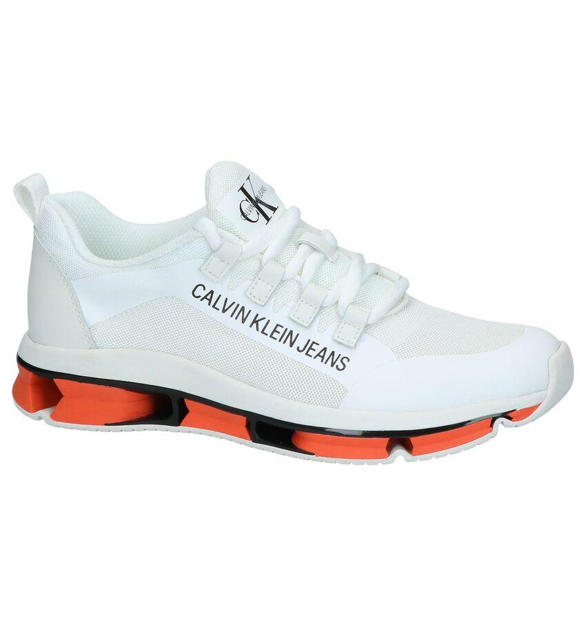 Witte Sneakers Calvin Klein Lolas