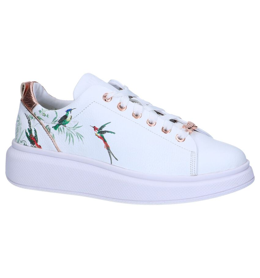 Witte Sneakers Ted Baker Ailbe 4