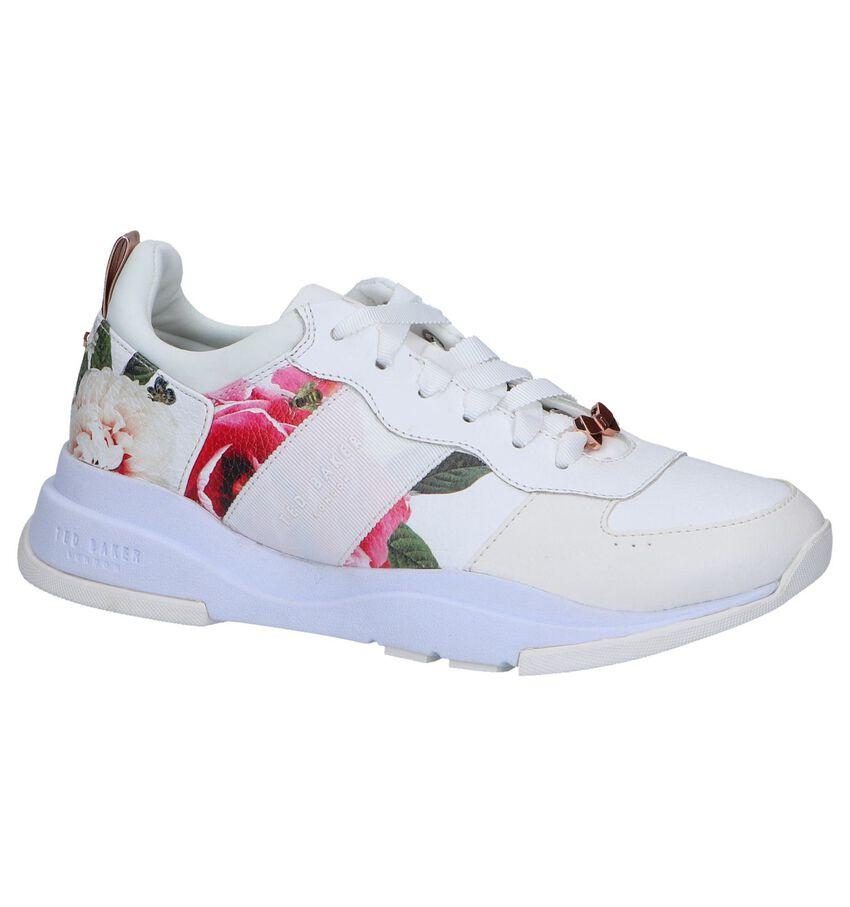 Ecru Sneakers Ted Baker Waverdi