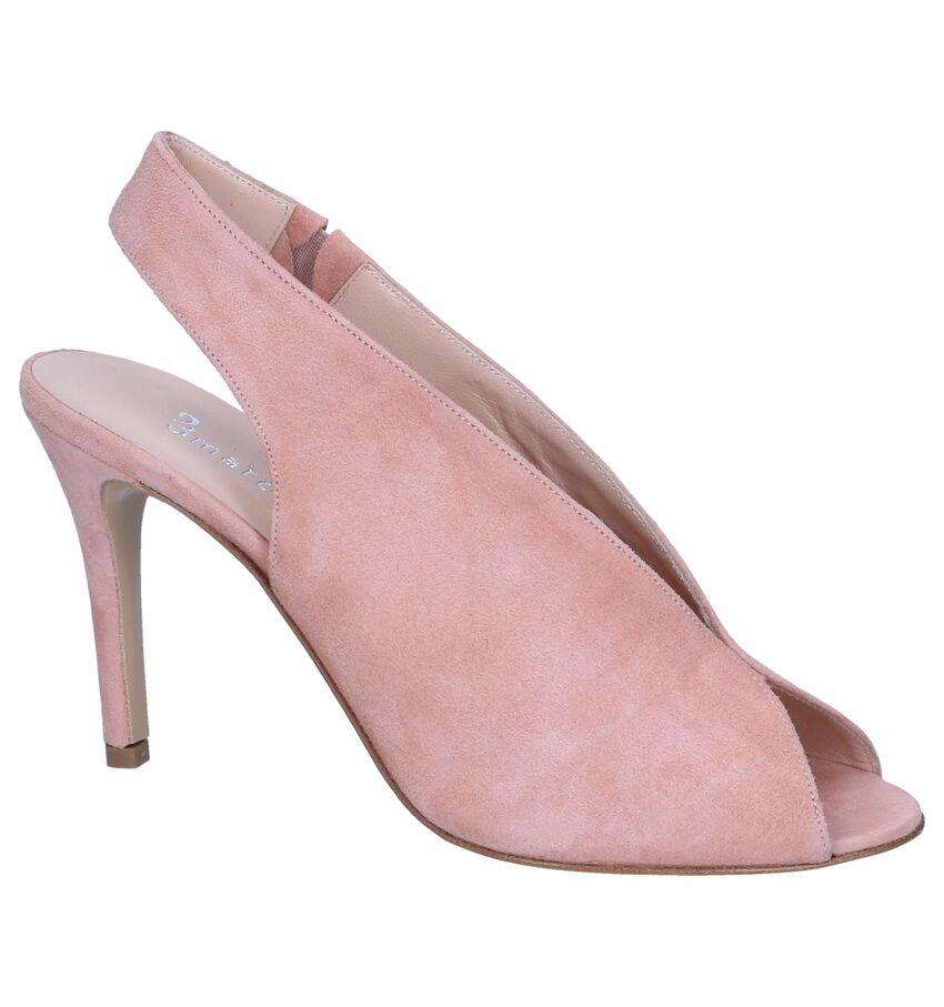 Roze Sandalen March23 Lavinia