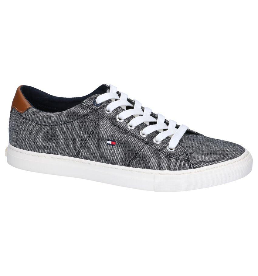 Zwarte Sneakers Tommy Hilfiger