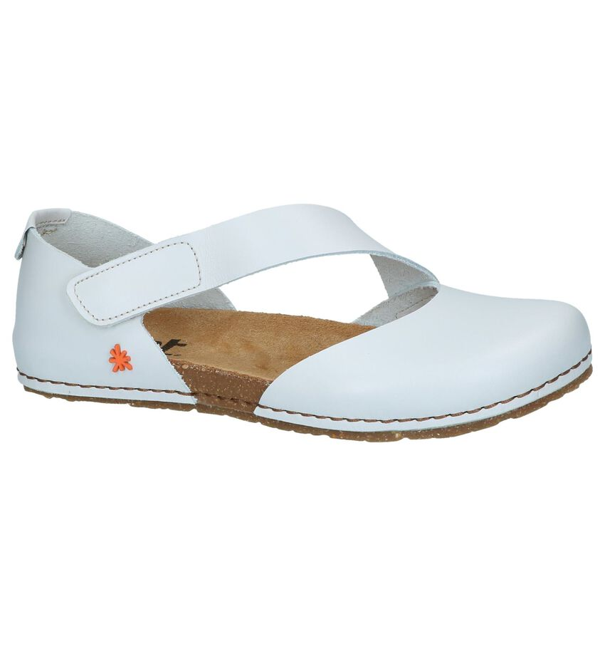4ed6270049c Witte Sandalen Art Creta