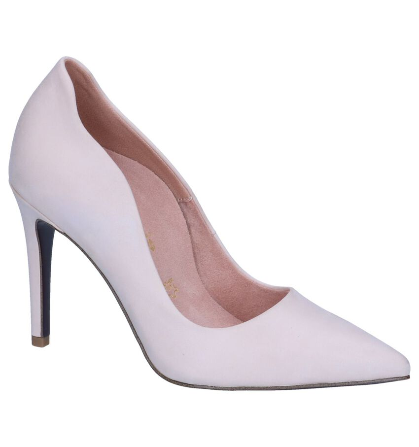 Lichtbeige Pumps Tamaris Heart & Sole