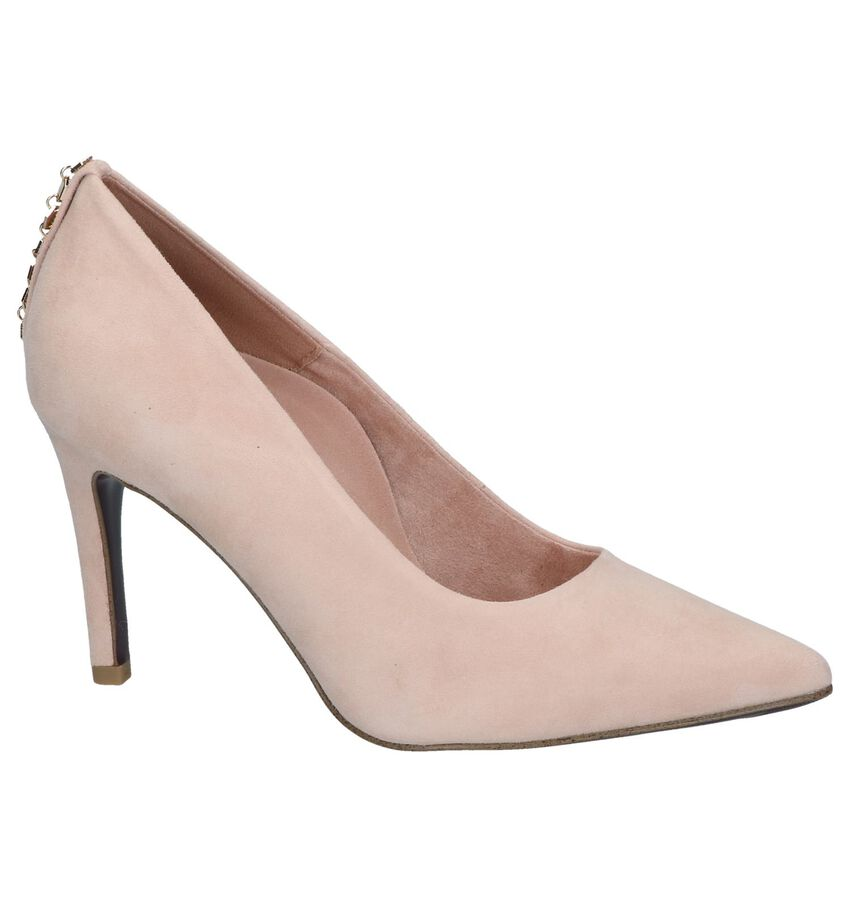Lichtroze Pumps Tamaris Heart & Sole