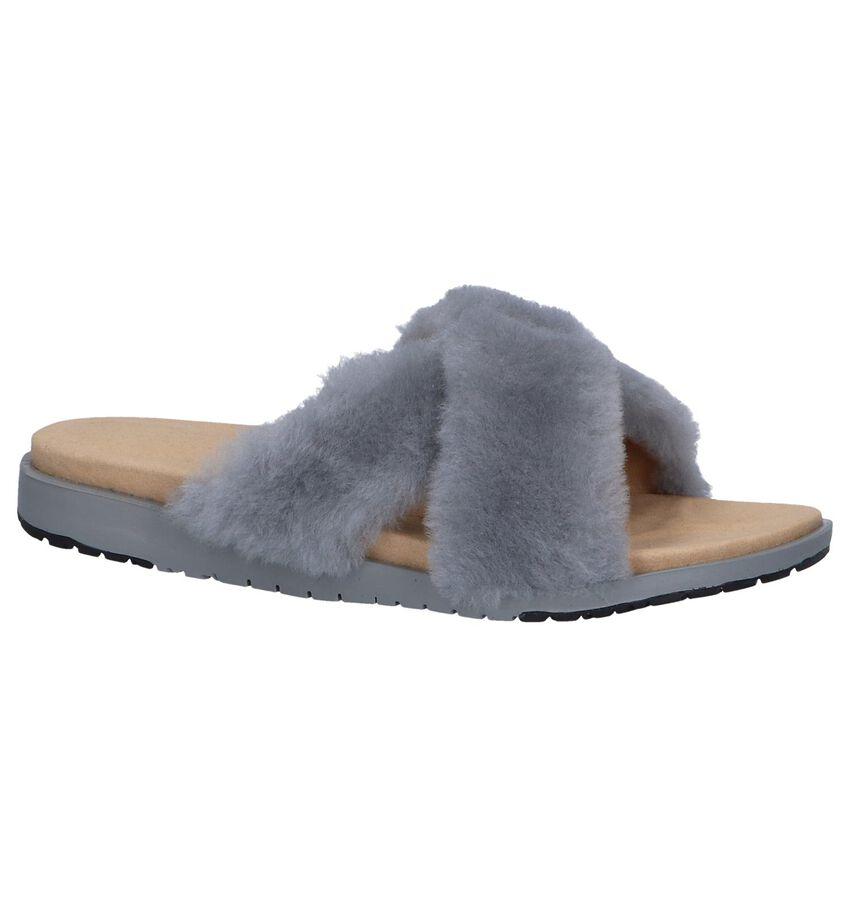 Grijze Slippers EMU Mareeba