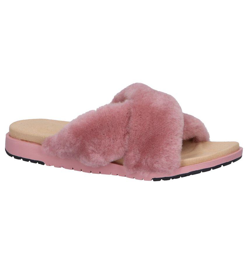 Roze Slippers EMU Mareeba