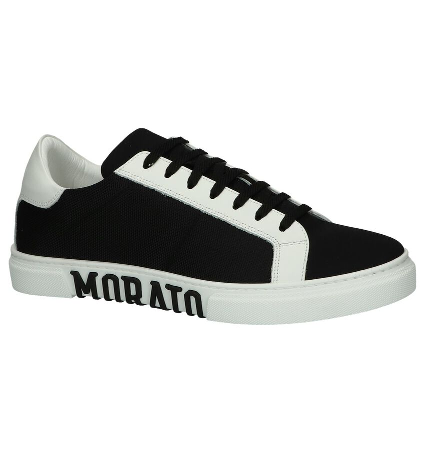 Zwarte Casual Veterschoenen Anthony Morato