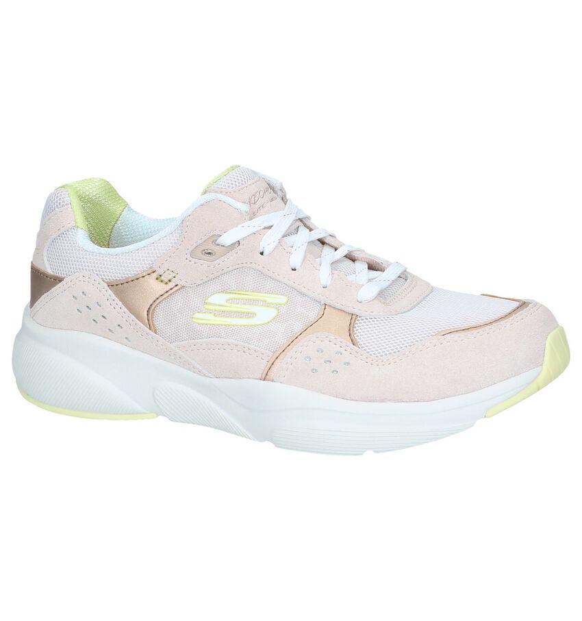 Pastelroze Sneakers Skechers Meridian No Worries