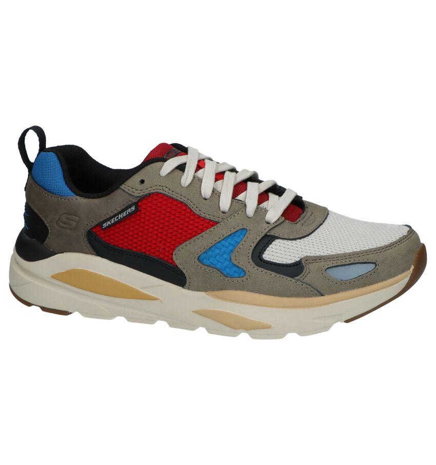 Meerkleurige Sneakers Skechers Streetwear