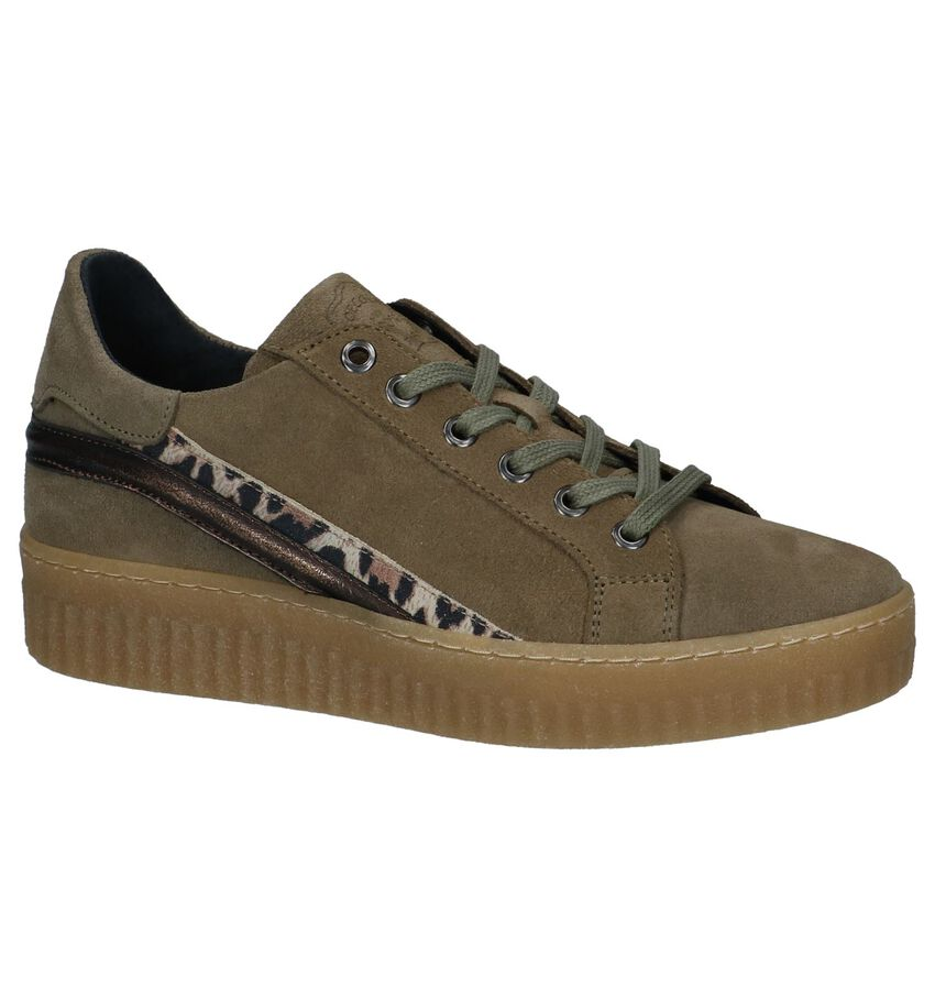 Kaki Sneakers Shoecolate