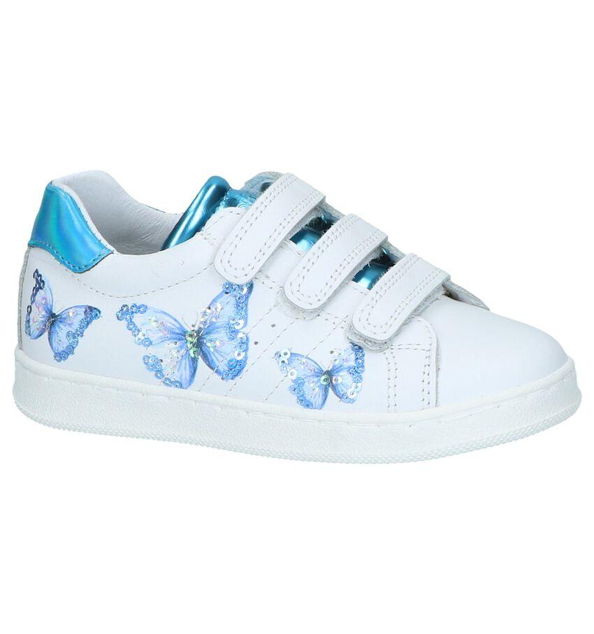 Witte Sneakers Kipling Genova 3