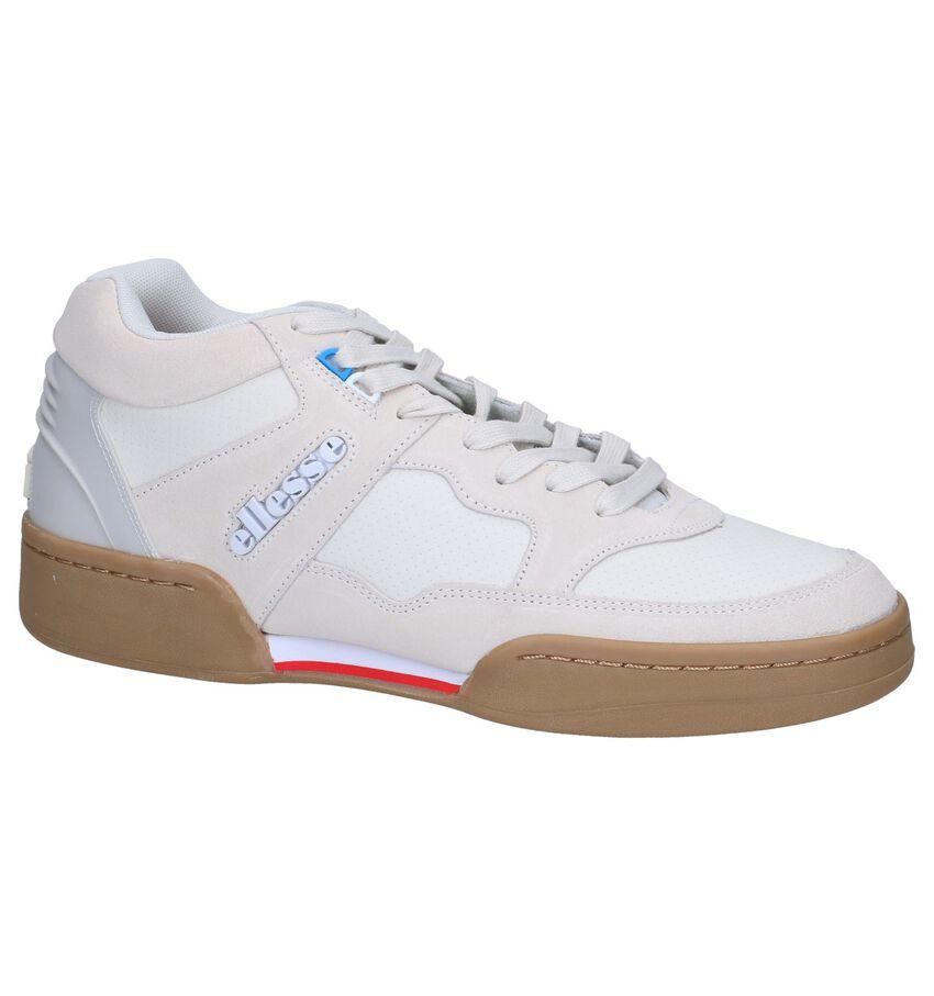 Beige Sneakers Ellesse Piazza