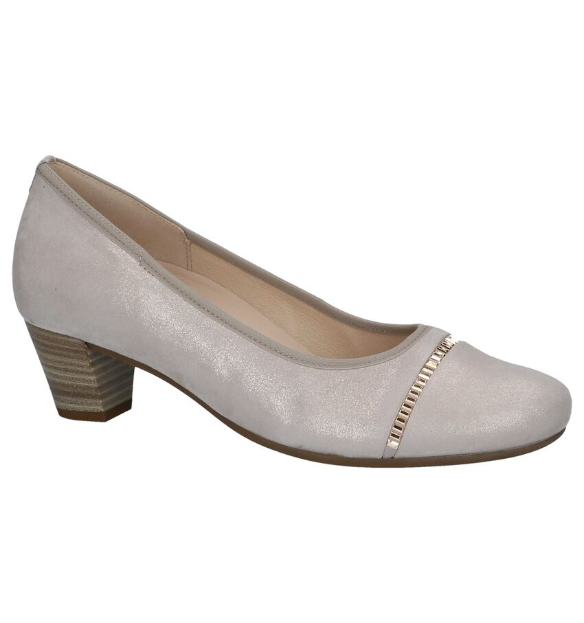 Beige Pumps Gabor OptiFit