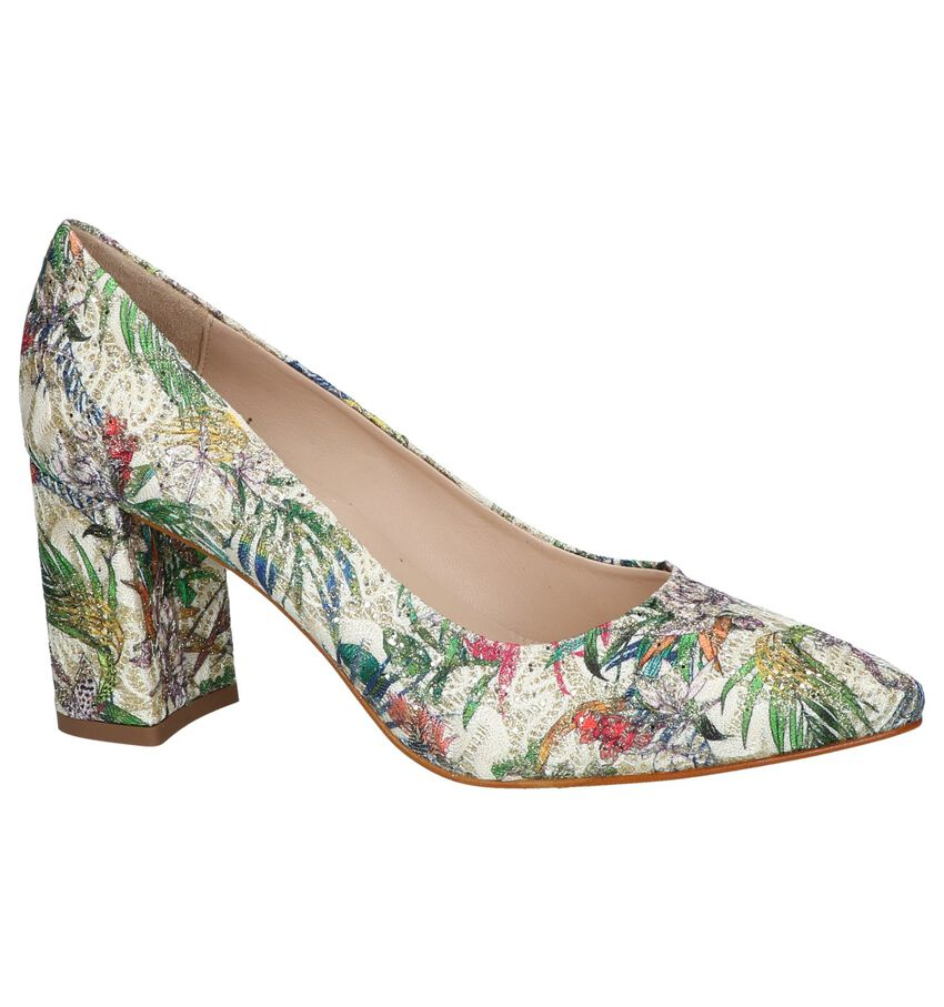 Multicolor Pumps JHay