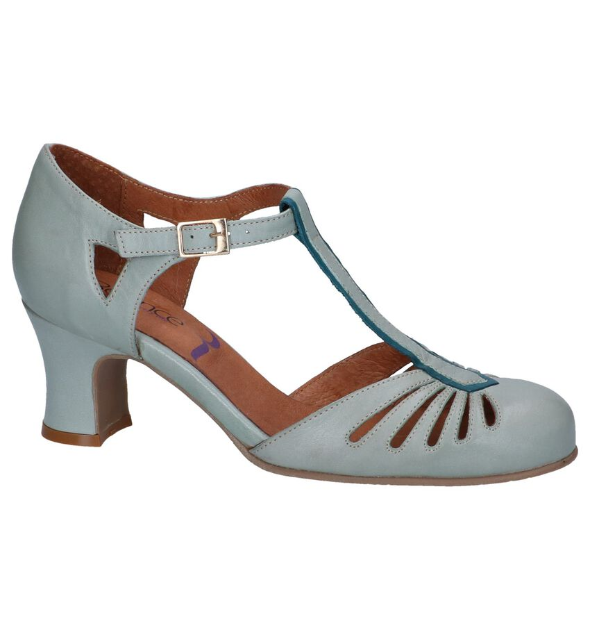 Turquoise Pumps Relance
