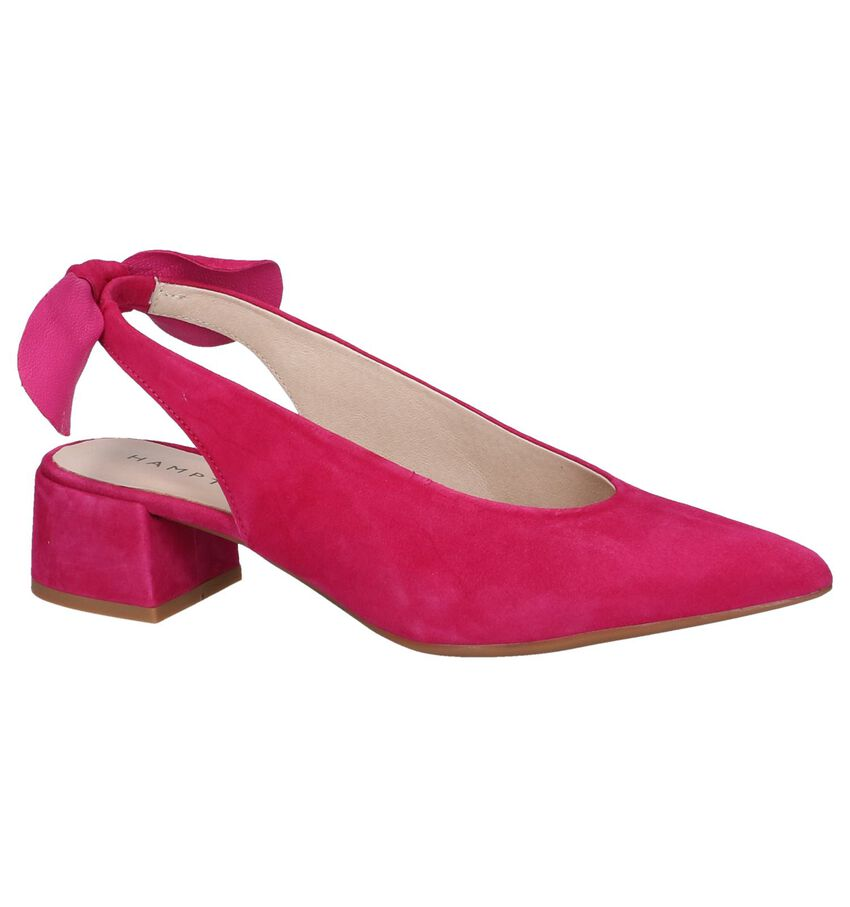 Fuxia Pumps Hampton Bays Lido by Torfs