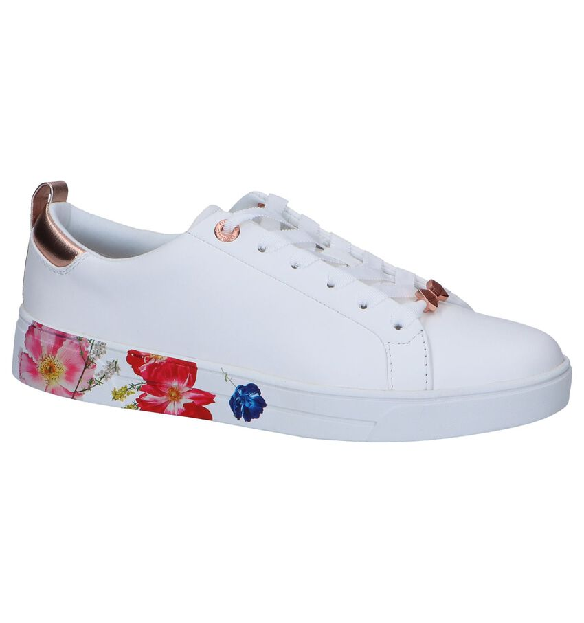 Witte Sneakers Ted Baker Roully