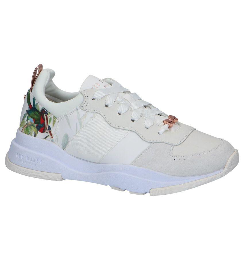 Witte Sneakers Ted Baker Waverdi