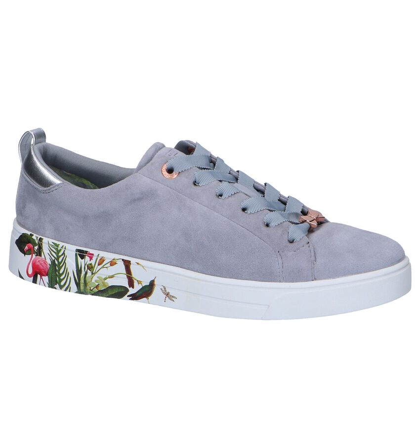 Grijze Sneakers Ted Baker Roully