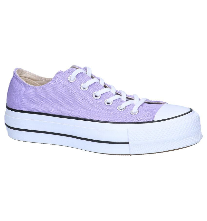 Lila Sneakers Converse CT All Star Lift OX