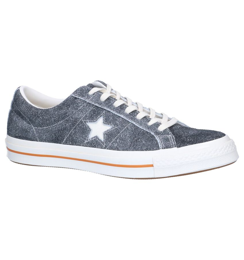 Grijze Sneakers Converse One Star OX