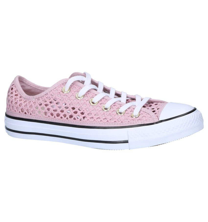 Roze Sneakers Converse All Star OX