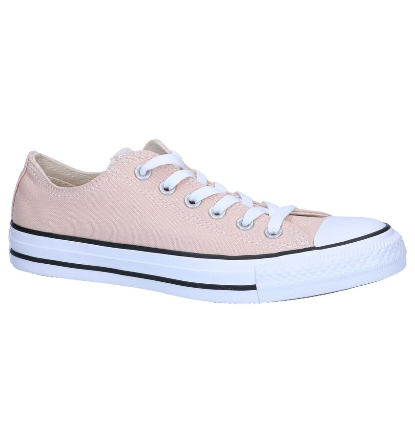 Donkerbeige Sneakers Converse Chuck Taylor All Star OX