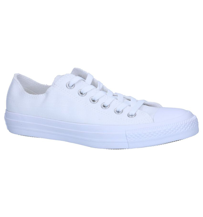 Witte Sneakers Converse Chuck Taylor All Star Ox