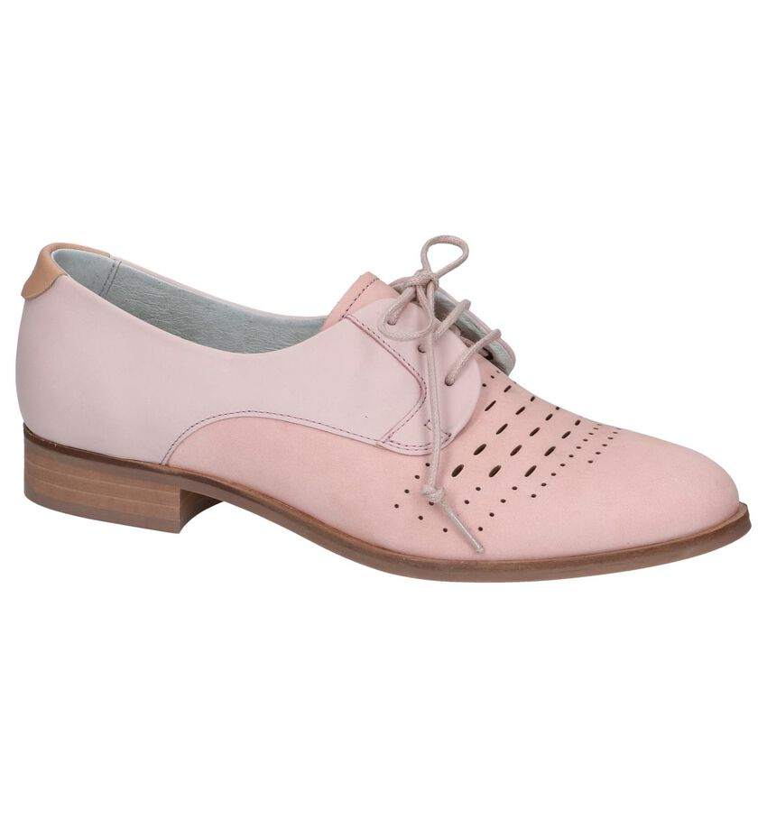 Roze Veterschoenen Creation of Minds