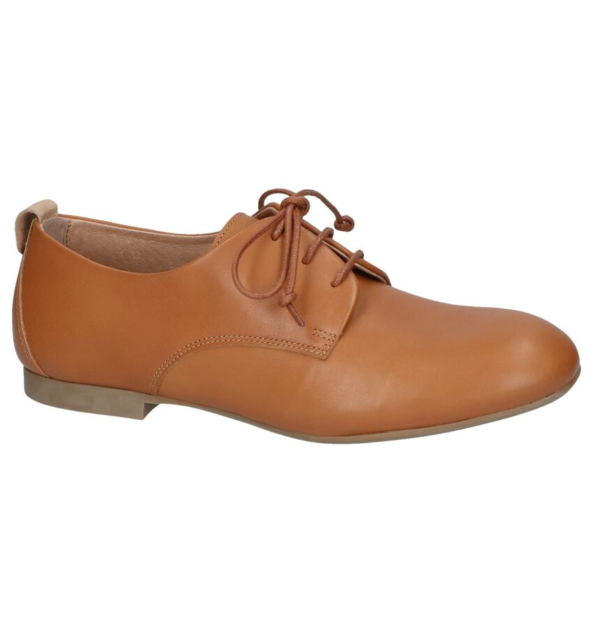 Cognac Veterschoenen Creation of Minds Bailey 5