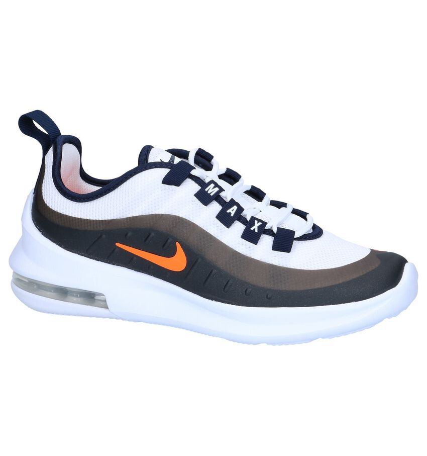 Wit-Bruine Sneakers Nike Air Max Axis