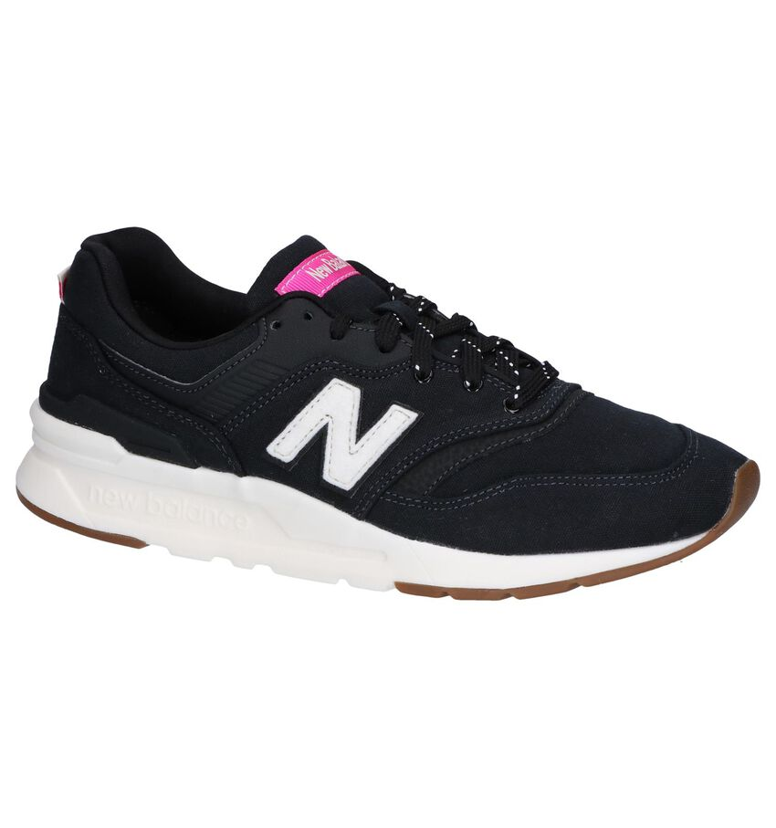 Zwarte Sneakers New Balance CW 997