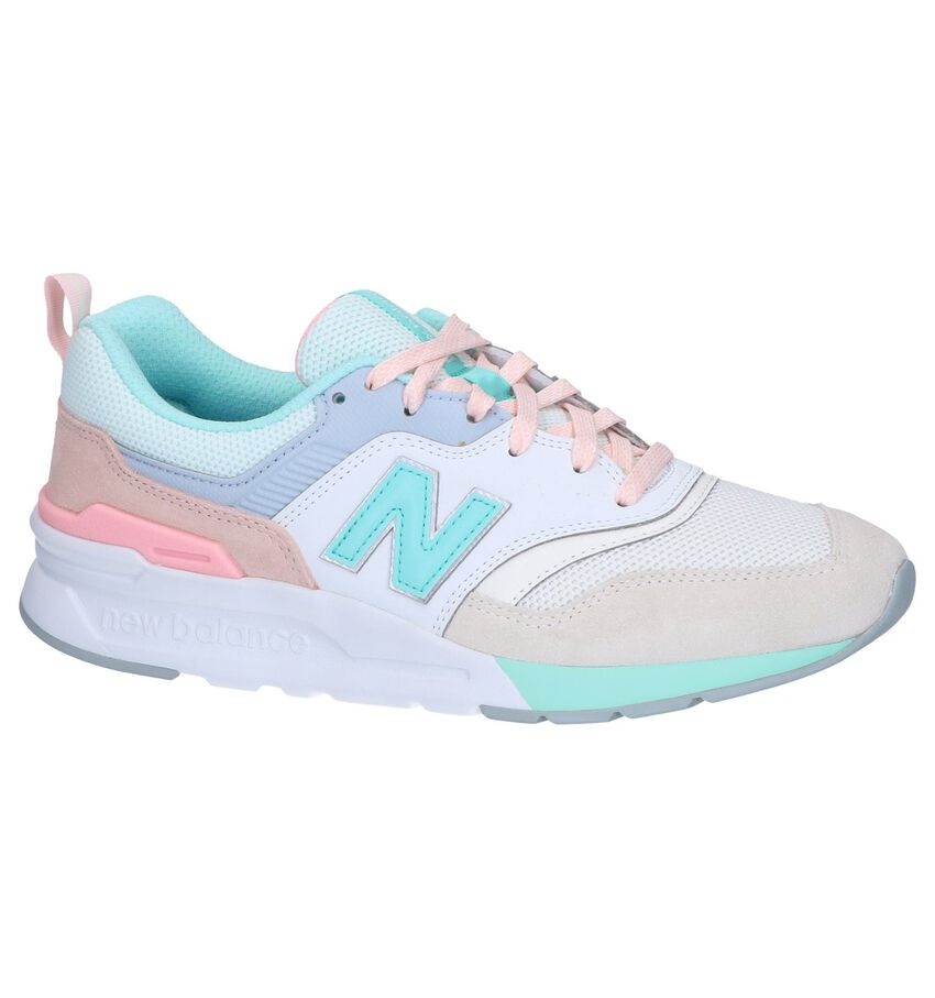 Multicolor Sneakers New Balance CW997