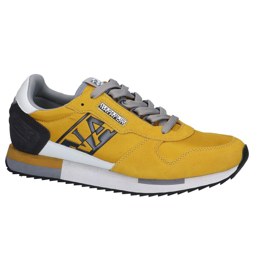 Gele Sneakers Napapijri Virtus