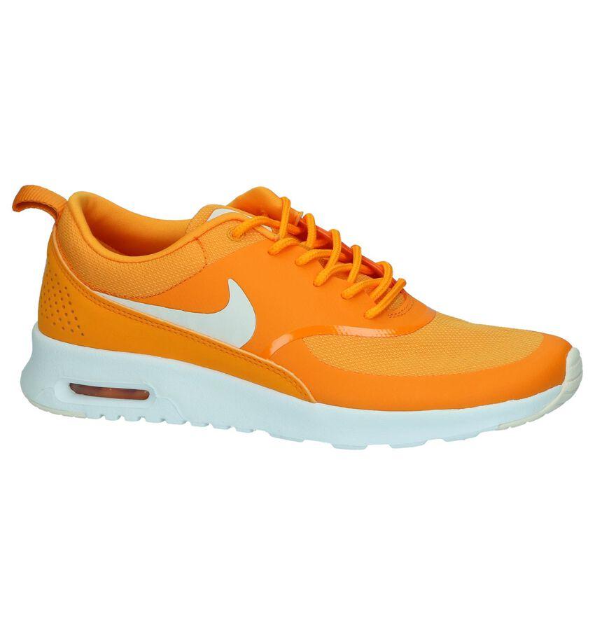 Oranje Sneakers Nike Air Max Thea