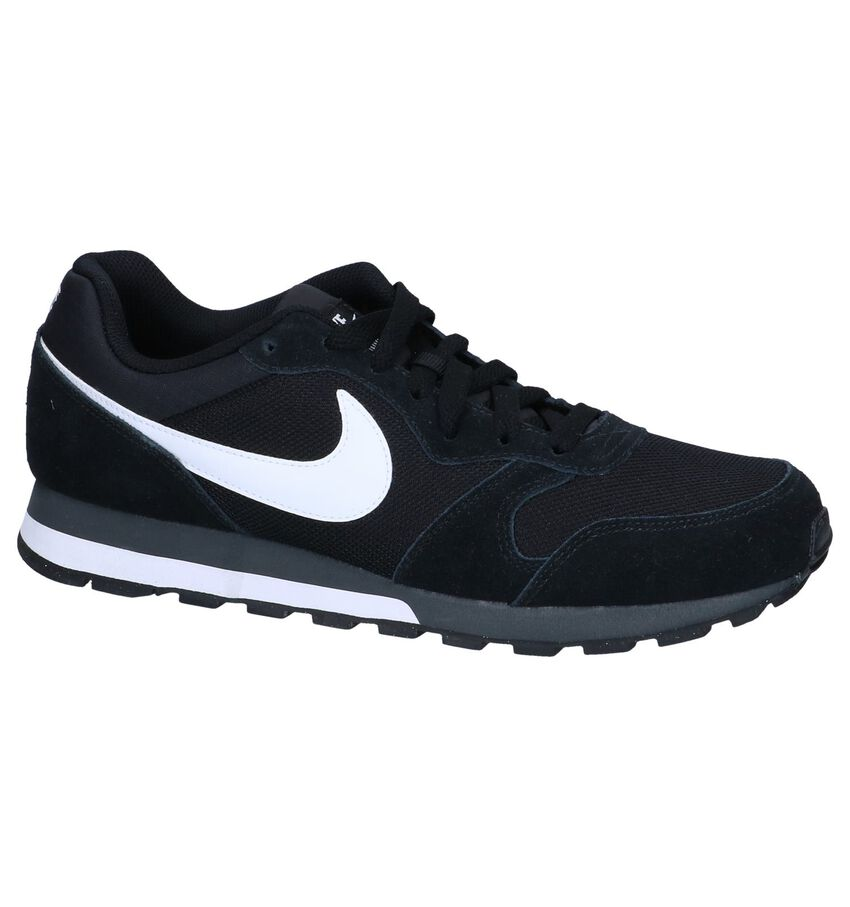 Zwarte Sneakers Nike MD Runner 2