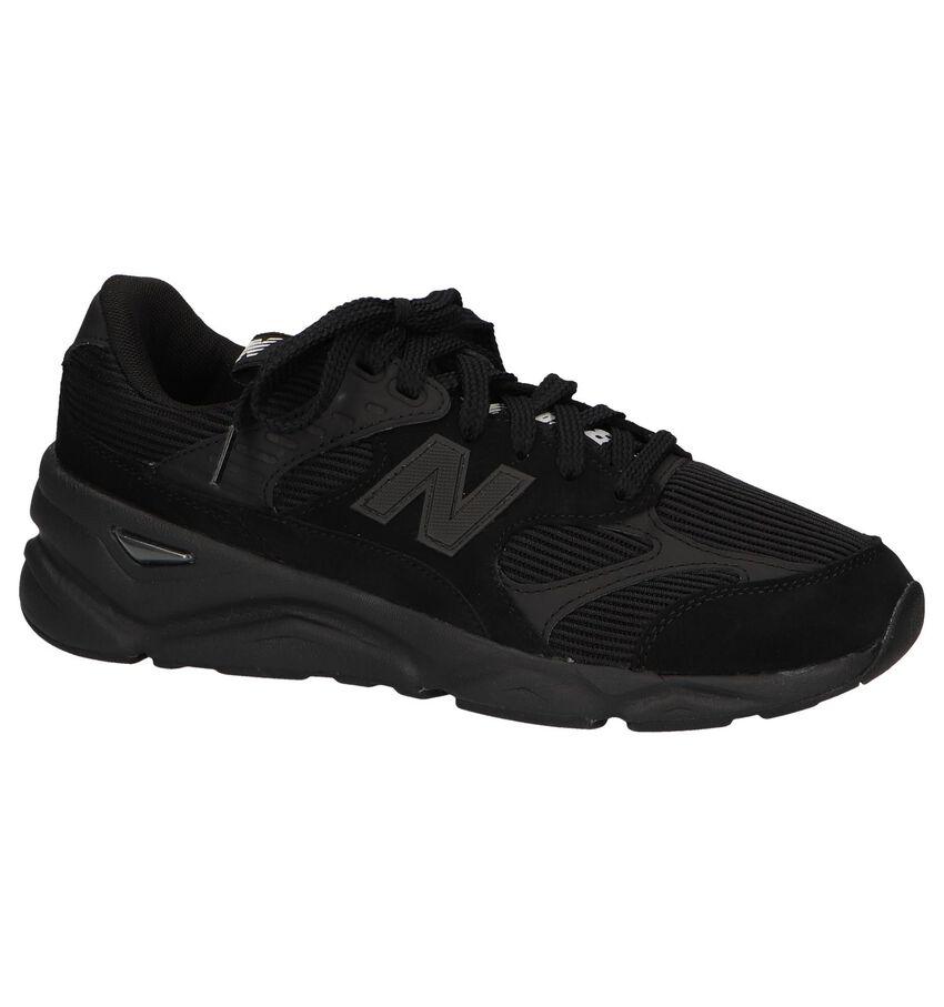 Zwarte Sneakers New Balance MS X90