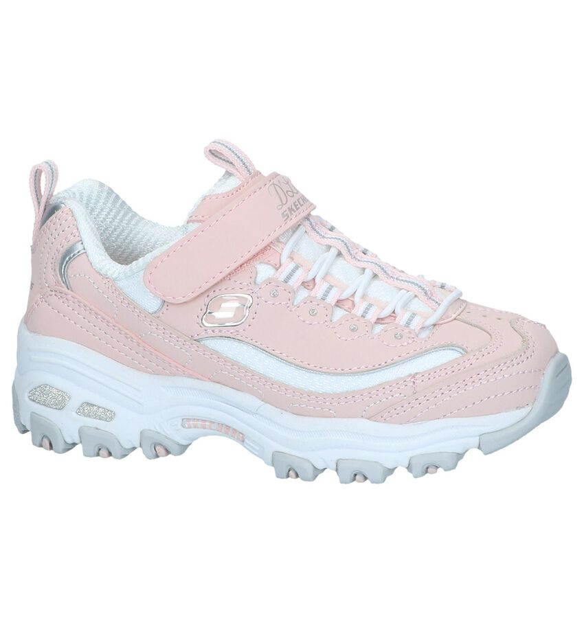 Roze Sneakers Skechers