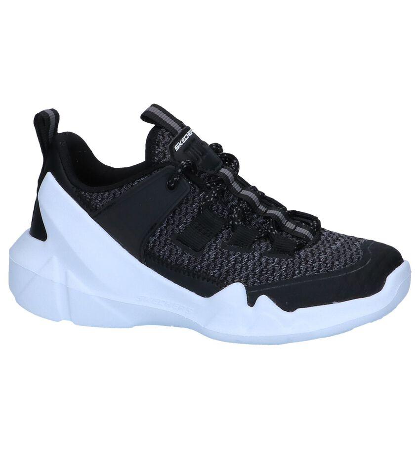 Zwarte Sneakers Skechers