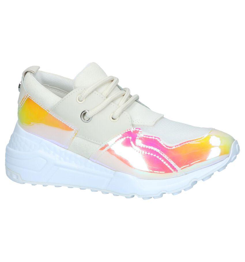 Beige Sneakers Steve Madden Cliff